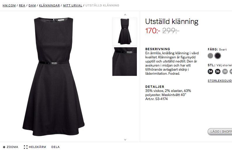 9535b7804e3f klänningar | Hanna & Johanna