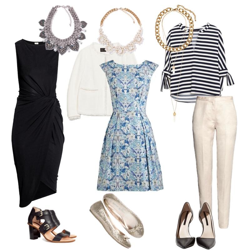 Fest med klädkod kavaj? Här är 3 snygga klänningar