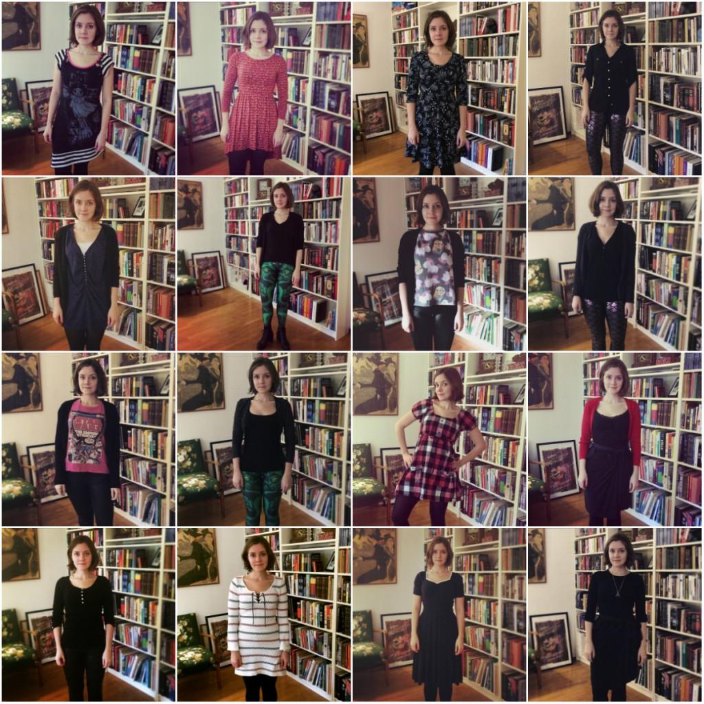 16 outfits i januari