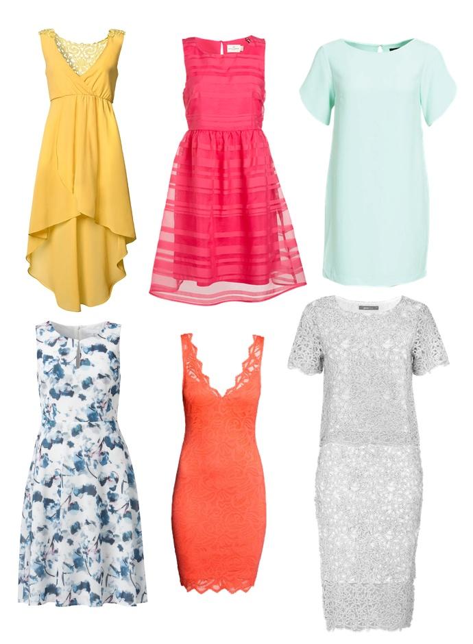 Förslag på klänningar